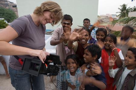 Madurai, Indien. 2005